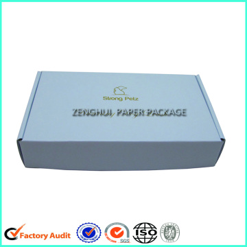 Custom Corrugated Mailer Shipping Box