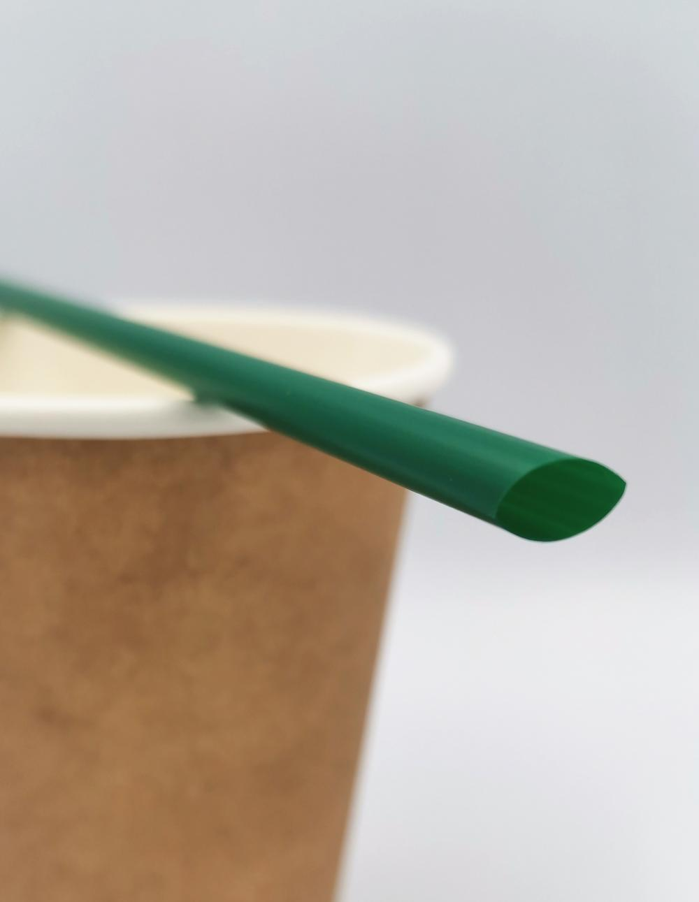 100% Biodegradable Plastic Drinking straw