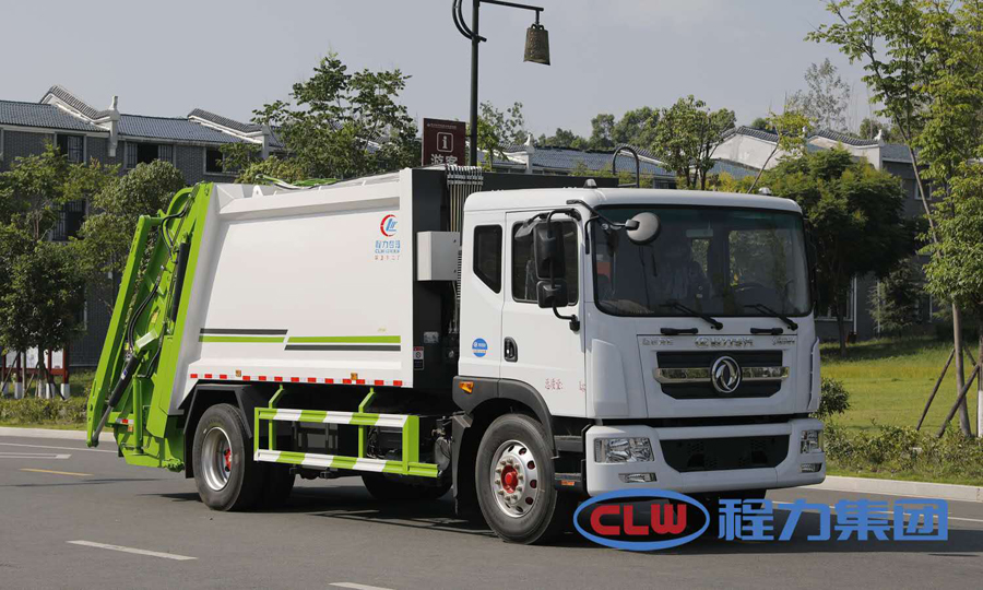 Rubbish Truck Manufacturer