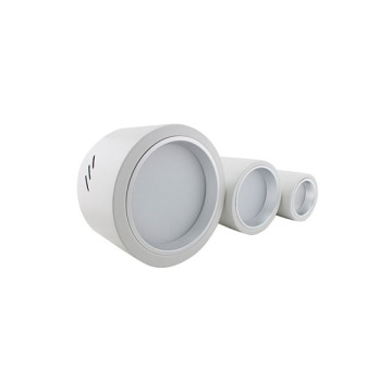 Grey Warm White 3W LED Downlight