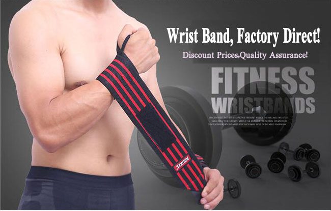breathable wrist band