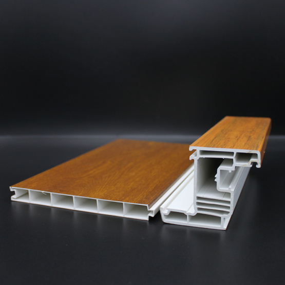 Extrusion uPVC Profiles With CE
