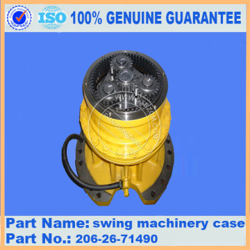 excavator parts for PC60-7 SWING MACHINERY CASE 201-26-71113