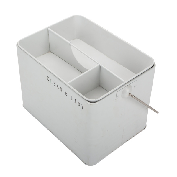 Garden Metal Tool Caddy Home Depot