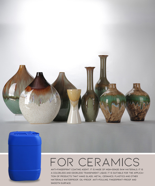 Material Coating for Ceramics