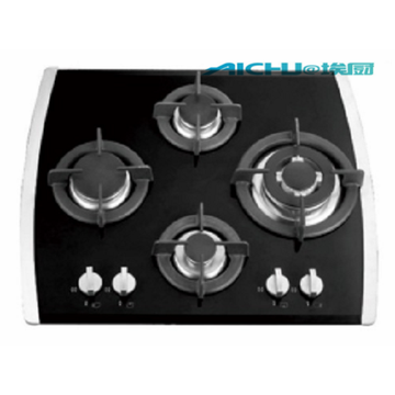 4 Burners High Efficiency Stocked Baltur Gas Hob
