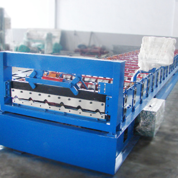 Hot product hydraulic metal sheet roof roll forming machine in rajkot