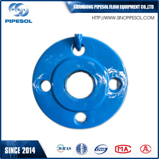 DI Threaded Flange DN80