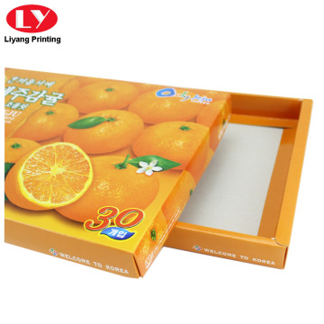 Full Color Printing Cookie Packaging Box