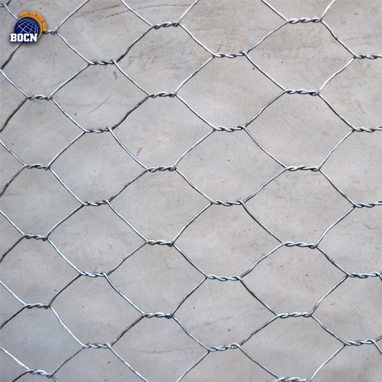 3.0mm mesh wire  Hexagonal chicken wire mesh