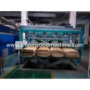 Roller Conveyor Veneer Dryer Machine