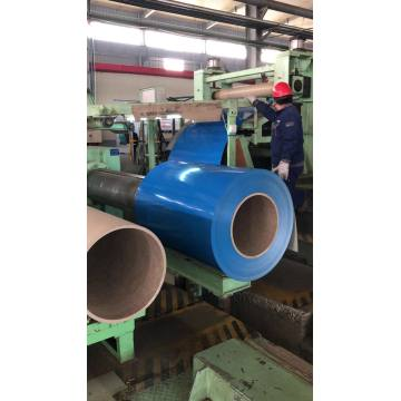 Standard Size Cold Rolled Galvalume Galvanized Steel