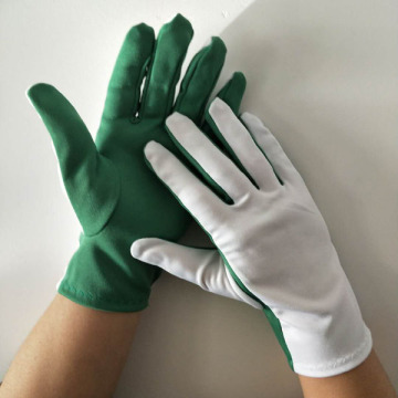 Flash Formal Polyester Gloves