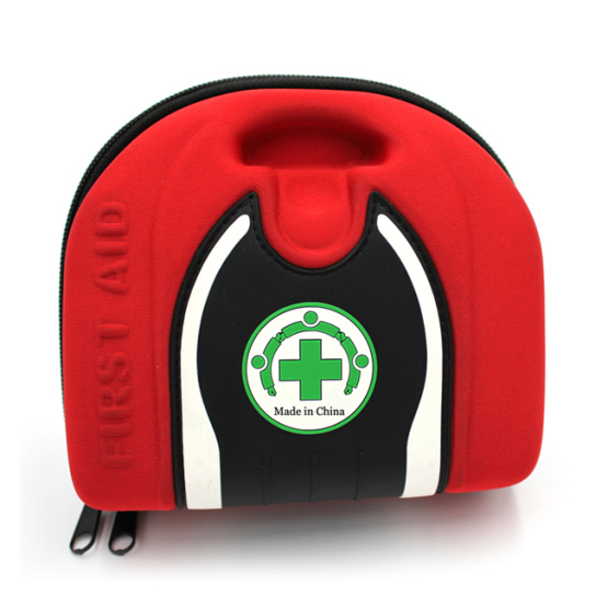 Wholesale factory eva emergency medical case with zipper
