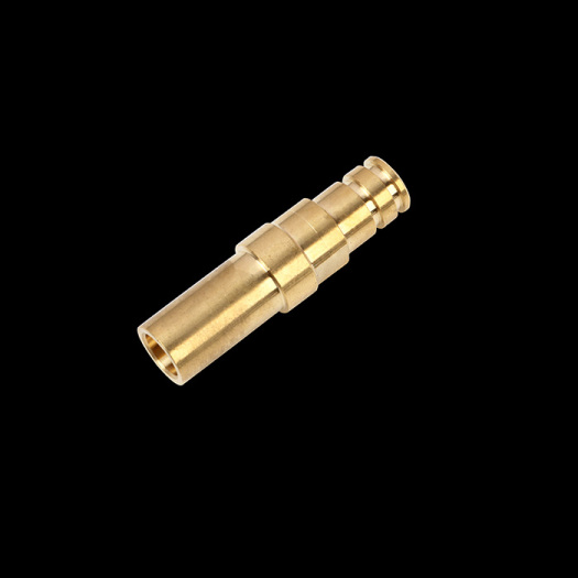 Out Let Connector in Brass