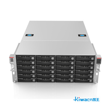 SAN storage server chassis