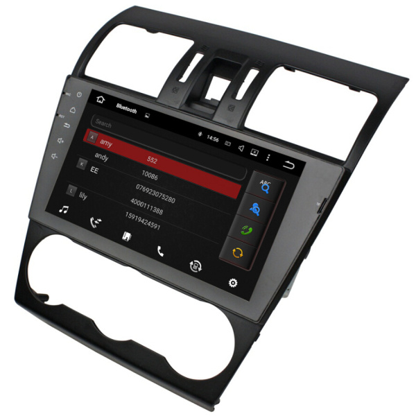 Car Multimedia Player For Subaru Forester 2013-2015