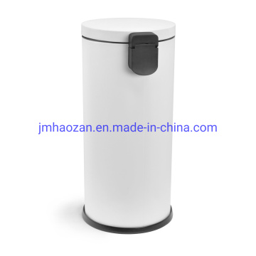 Simple Design Stainless Steel Home Use Trash Can, Dustbin