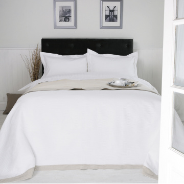 Whole 233TC 100% Cotton Bed Sheet Set