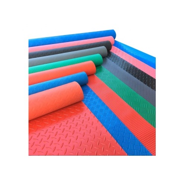 Badminton plastic floor mat antislip waterproof