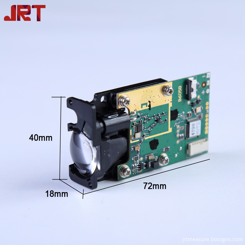 120m RXTX Precision Laser Distance Measurement Module
