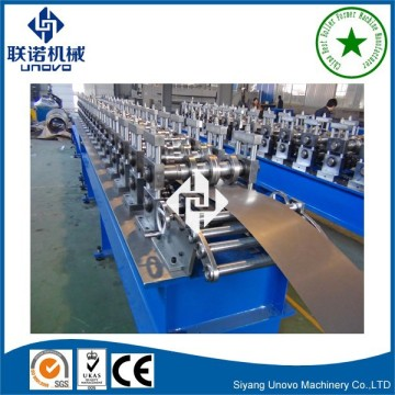 New C section unistrut channel roll forming machine