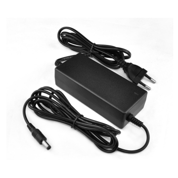 Desktop Power Charger Double Line Housing 5A 70W