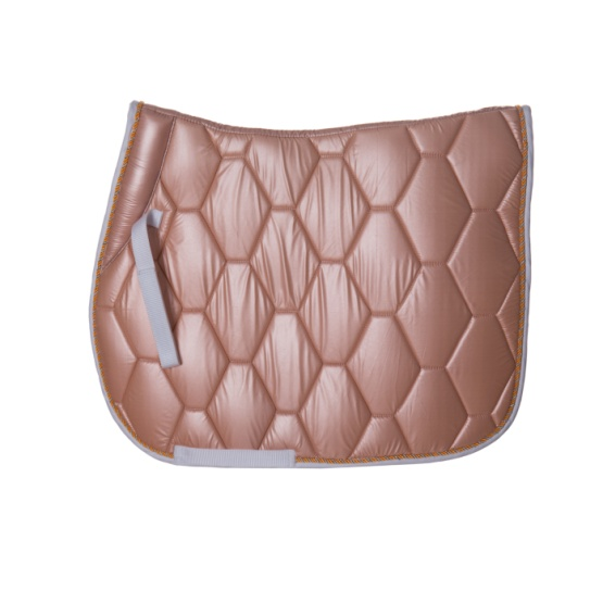 High Quality Satin Quilted Saddle Pad Cord