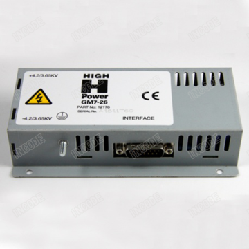 H.V. Power Supply For A Series