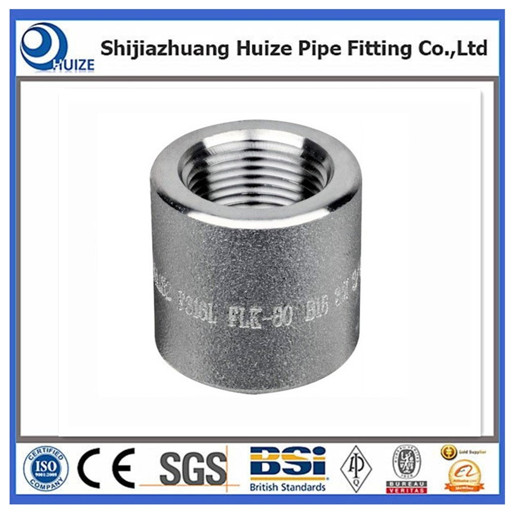 Threaded Coupling SS316