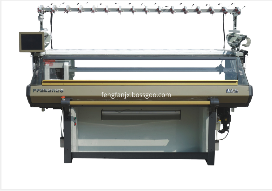Automatic Jacquard Sweater Knitting Machine