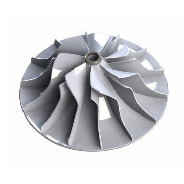 precision cast turbine impeller/turbocharger parts