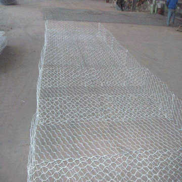 Hexagonal Mesh Gabion Box Reno Mattress