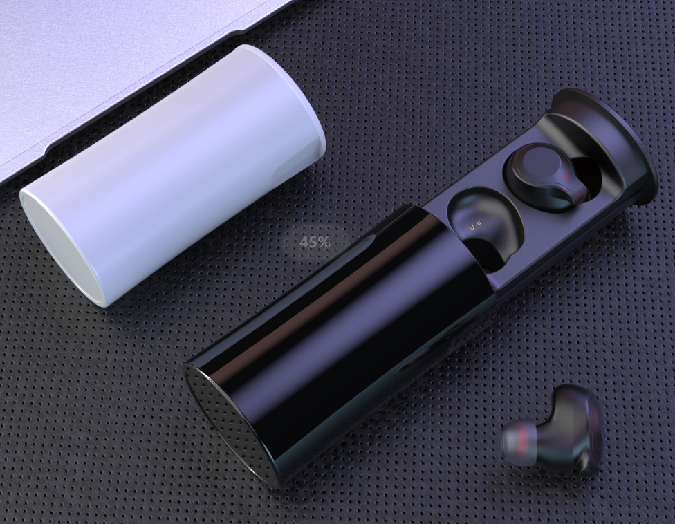 TWS Bluetooth Stereo Earbud with Mic