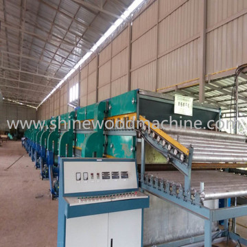 Shine Veneer Drying Line for Sale