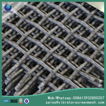 Vibrating screen sieve mesh