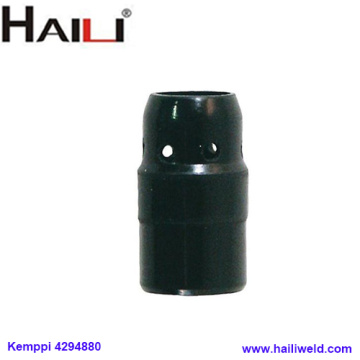 4294880 black gas diffuser dmc for kemppi
