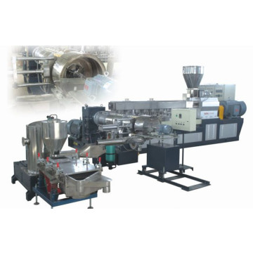 High Filling CACO3 Filler Masterbatch Extruder