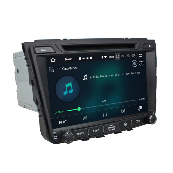 Android 8.0 car dvd for IX25 2014-2015