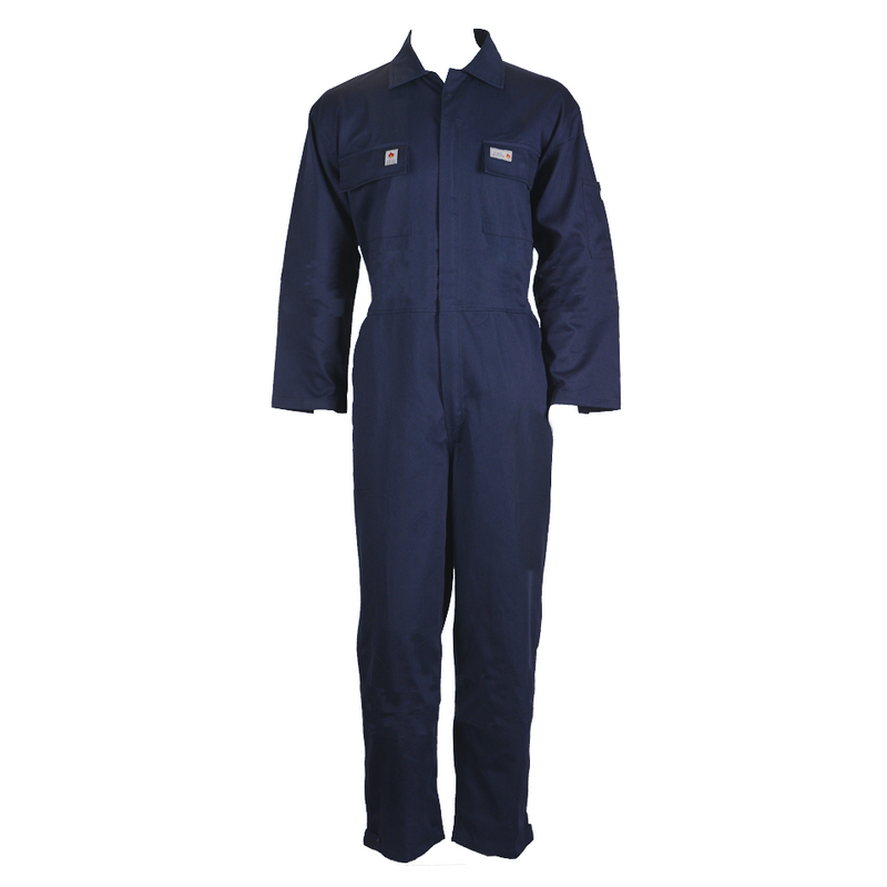 Flame retardant coverall   F02