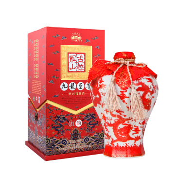 Nine Dragon  Hua Diao wine  10years