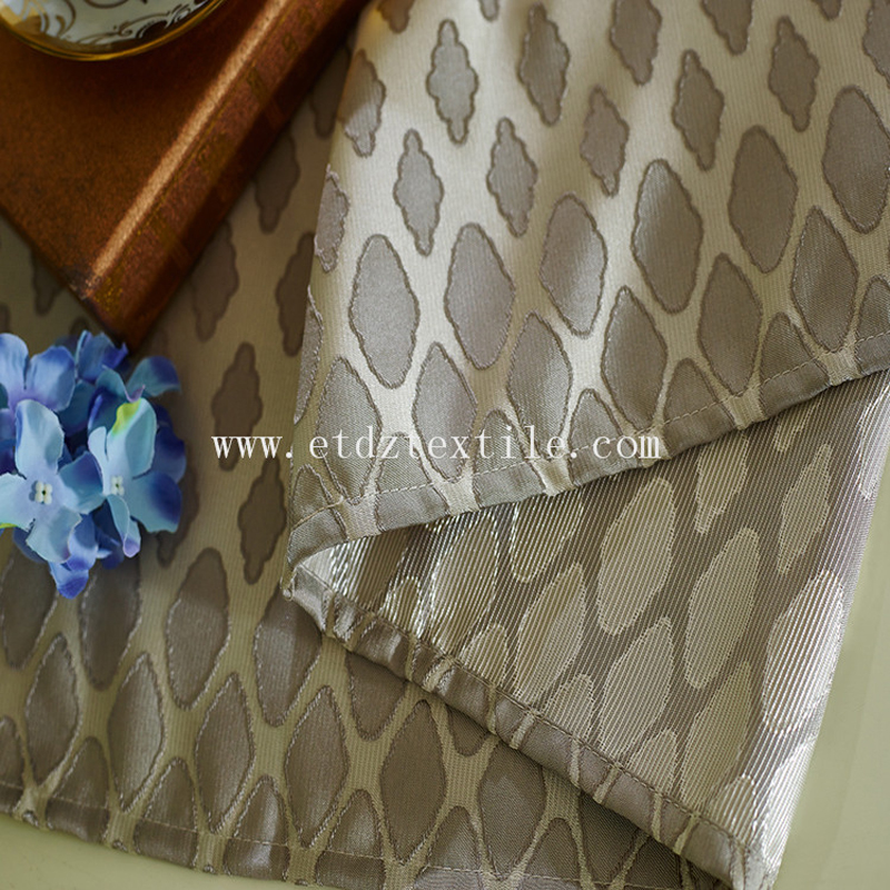 HOT First Class Jacquard Curtain WZQ158