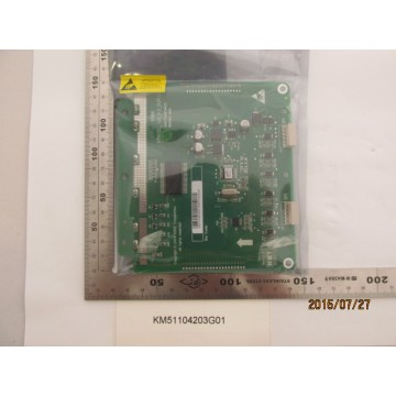 LCD Display Board for KONE Duplex Elevators KM51104203G01