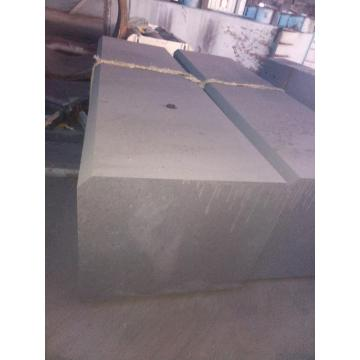 High corrosion resistance graphite cathode block