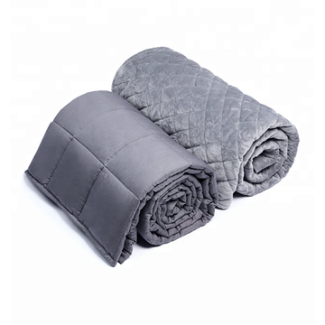Comforting Sleep PremiumHeavy Weighted Blanket for adults