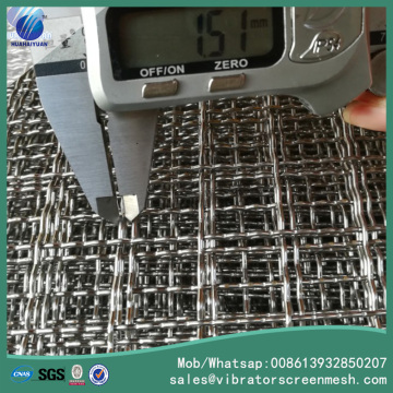 Stainless Steel Decorative Crimped Wire Mesh
