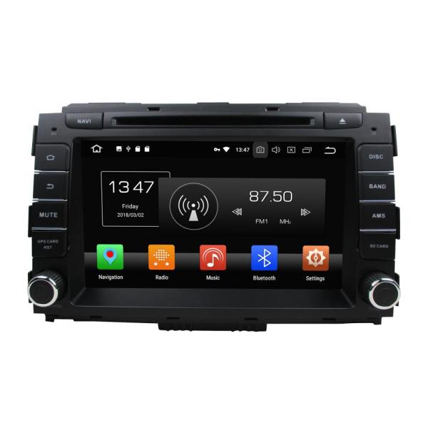 car stereo for Carnival  2014-2018