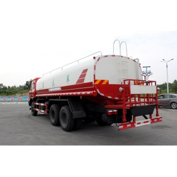 Economical type Dongfeng 18000litres water tank truck