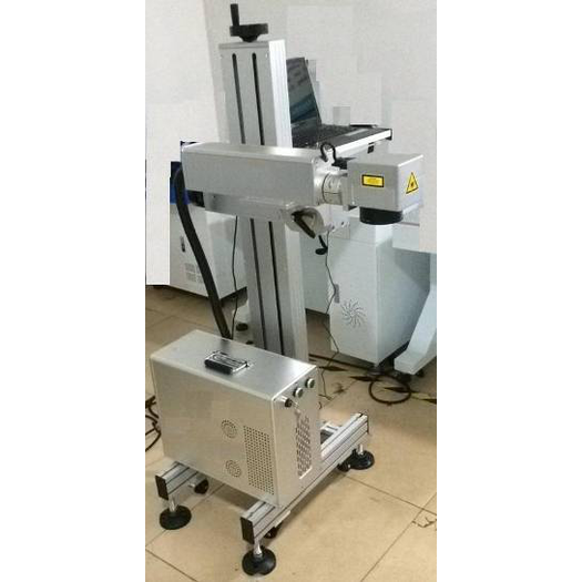 Automatic Terminal Brushing and Laser Marking Machine
