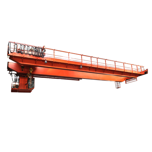 Double Girder Motor-driven Traveling Overhead Crane 20ton